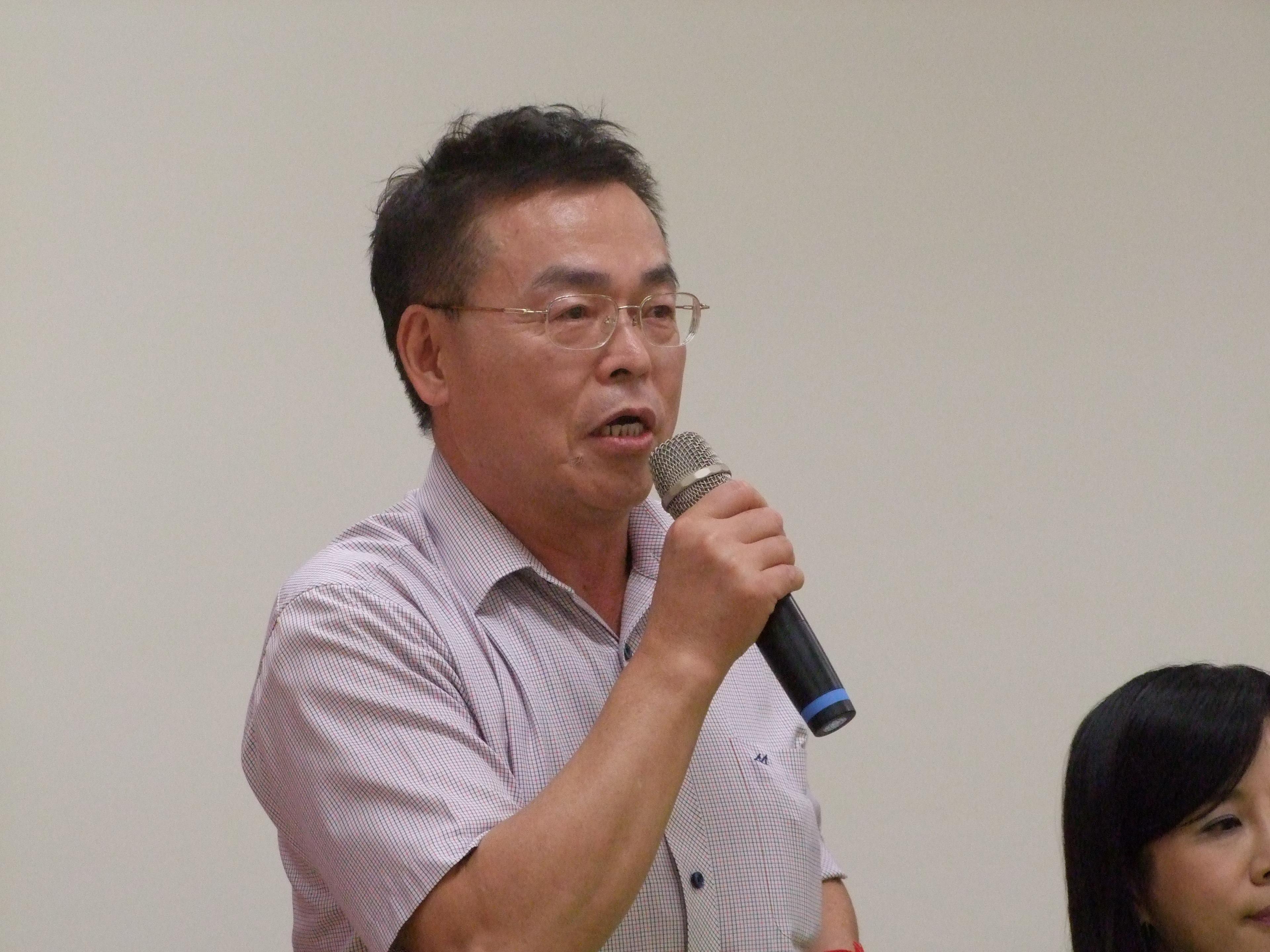 資訊組長 彭明麒
